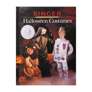 Book - Singer Halloween Costumes