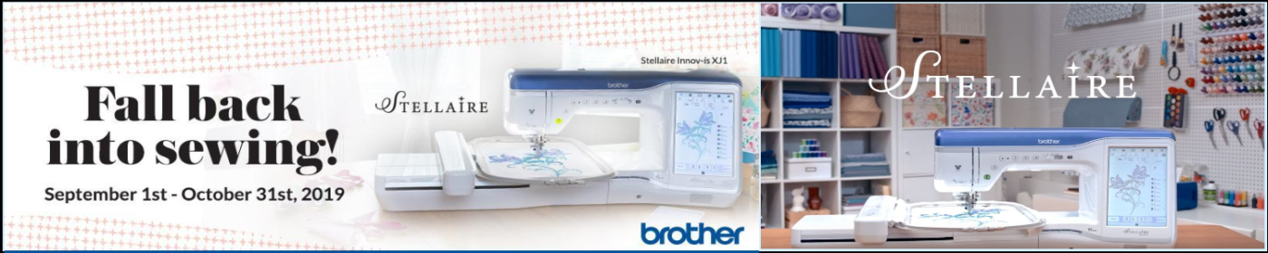 Brother, Juki & Babylock Sewing Machines | Ottawa Sewing Centre